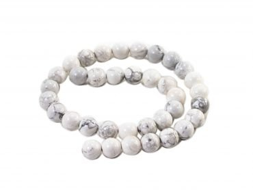 Howlite Beads - Crystal Dreams