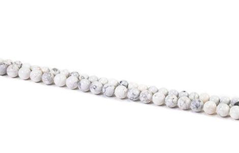 Howlite Beads - Crystal Dreams