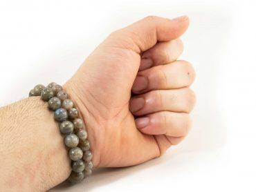 Labadorite bracelet