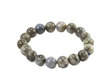 Labradorite Bracelet (10mm, 8mm or 6mm) - Crystal Dreams