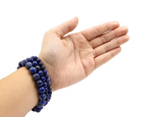 Lapis lazuli bracelet - Crystal Dreams