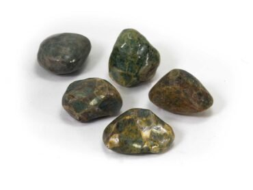 Apatite Green Tumbled - Crystal Dreams