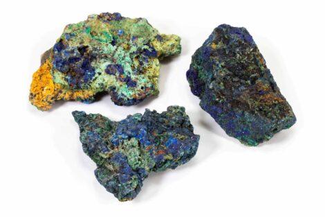 Azurite malachite- Crystal Dreams