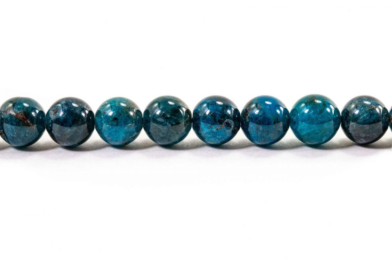 Apatite Beads (10 mm or 8 mm) 2