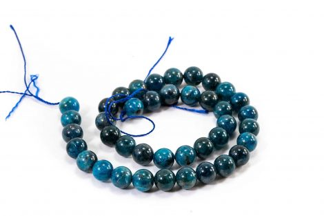 Apatite Beads (8mm or 10mm) - Crystal Dreams
