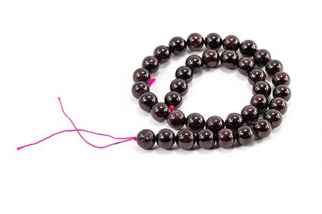 Garnet Beads - Crystal Dreams