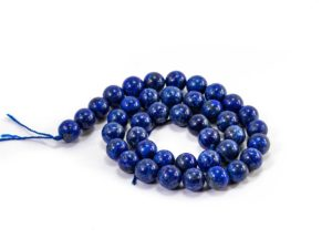 Lapis Lazuli Beads (10 mm or 8 mm)