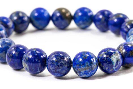 Lapis Lazuli Bracelet (10mm or 8mm)