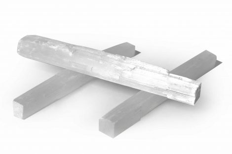 Selenite Sticks - 3 sizes 2