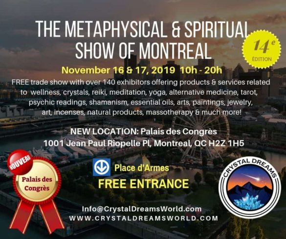 The Metaphysical & Spiritual Show of Montreal 7