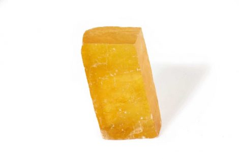 Optical Yellow Calcite - Crystal Dreams