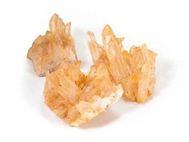 Tangerine Quartz Druze - Crystal Dreams