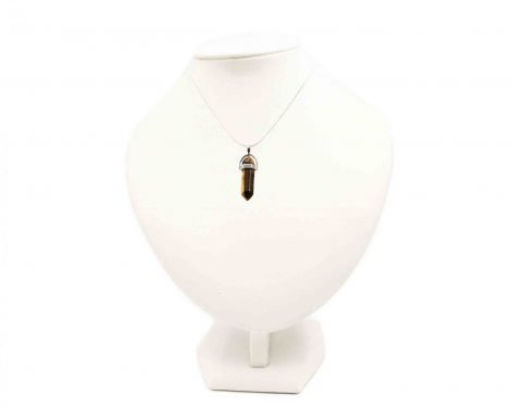 Tiger Eye Crystal Pendant - Crystal Dreams