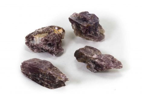 Rough lepidolite-Crystal Dreams