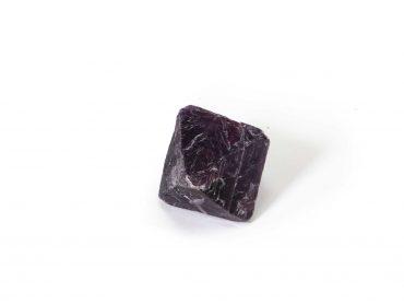 Purple Fluorite Octahedron 2