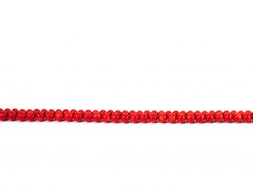 Red Coral Beads