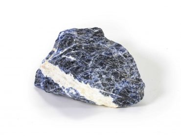 Rough sodalite