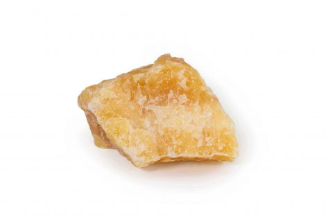 Rough Orange Calcite - Crystal Dreams
