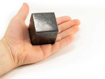 Medium shungite cube