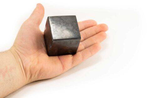 Medium shungite cube