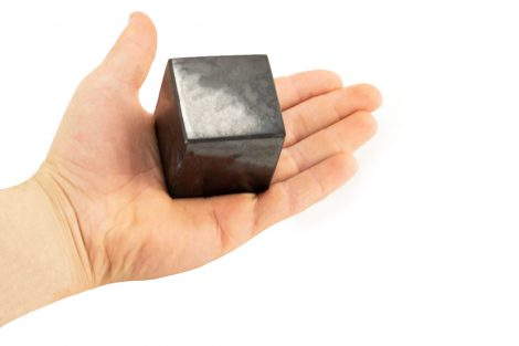 Shungite Cube (M) - Crystal Dreams World
