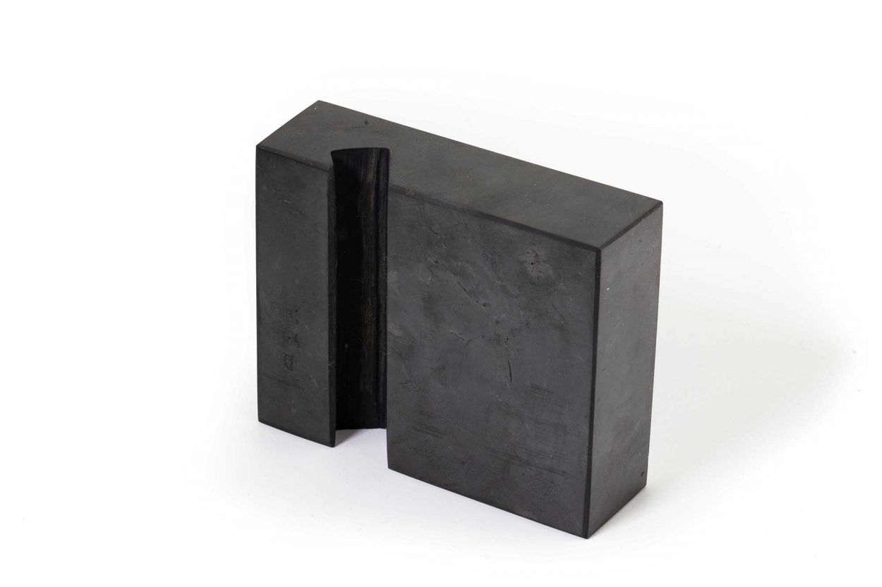 Shungite Polished - Phone Holder Tile 1