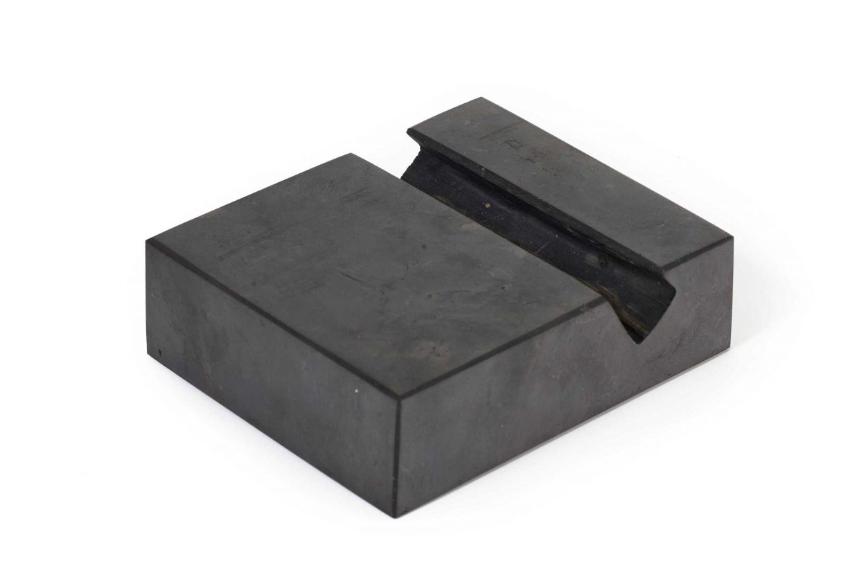 Shungite Polished - Phone Holder Tile 2