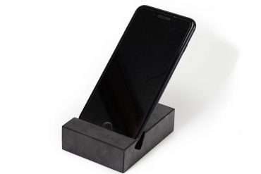 Shungite Polished - Phone Holder Tile