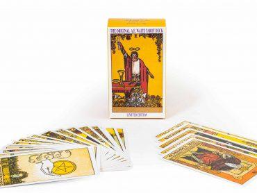 The Original A.E. Waite Tarot Deck 1