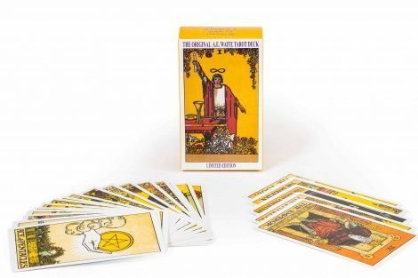 The Original A.E. Waite Tarot Deck 1