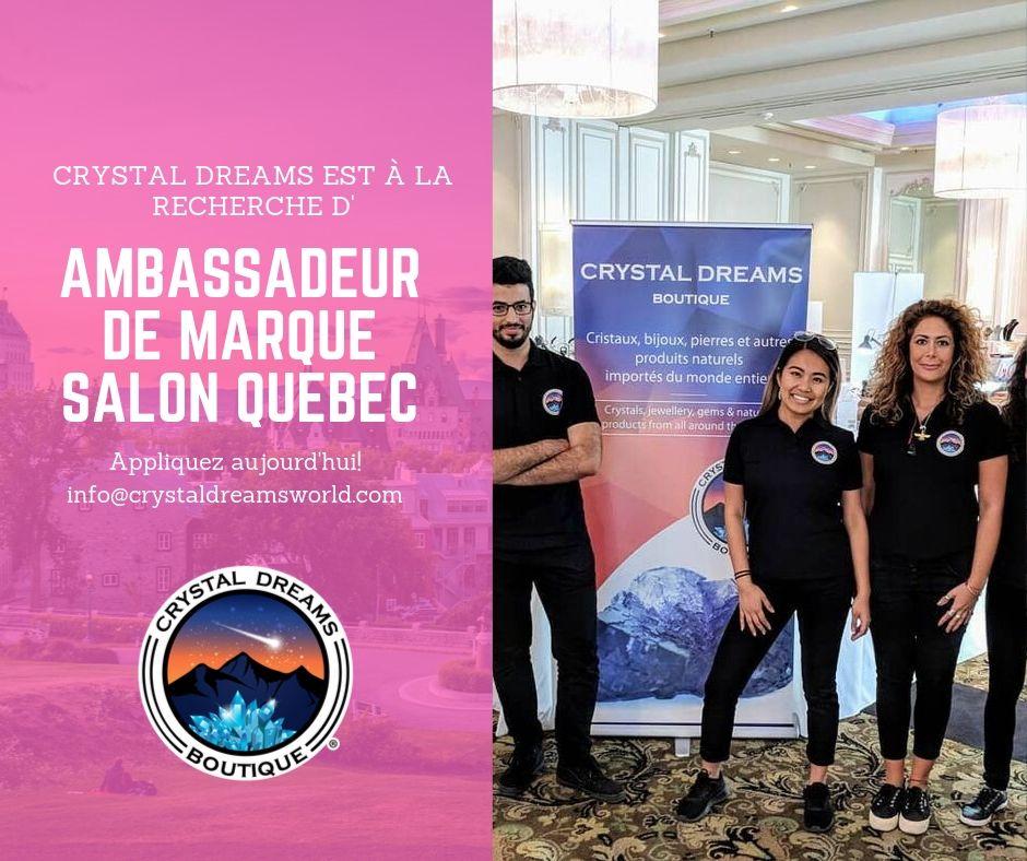 Ambassadeur de Marque Salon Québec