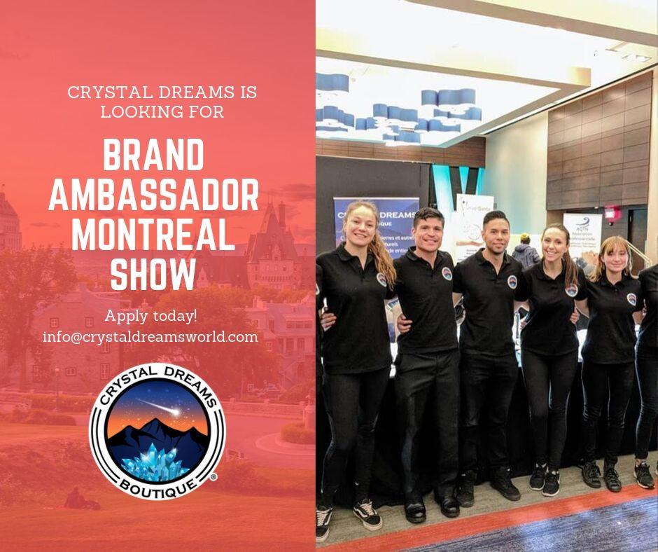 Brand Ambassador Montreal Show