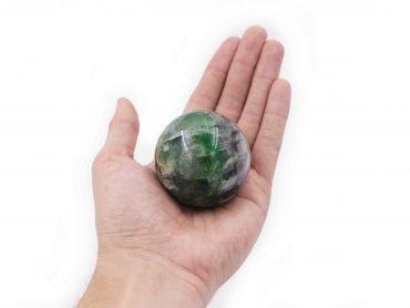 Fluorite Boule Sphere- Crystal Dreams