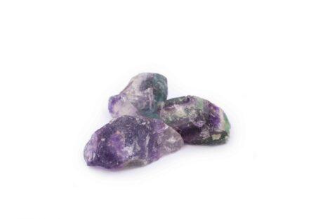 Rainbow Fluorite rough gemstone - Crystal Dreams