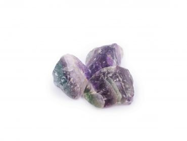 Rainbow Fluorite rough gemstone - Crystal Dreams