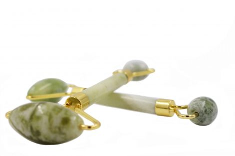 Jade Face Roller- Facial Massage-Crystal Dreams