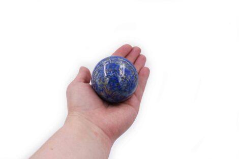 Lapis Lazuli - Sphere - Boule- Crystal Dreams