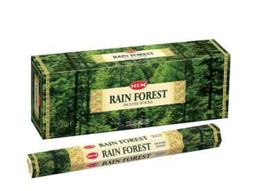 Hem Incense Rain Forest-Crystal Dreams
