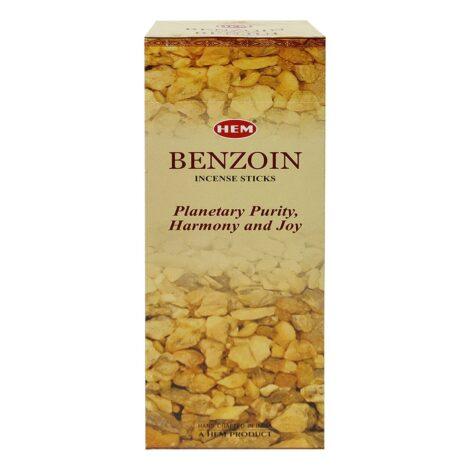 Hem Incense Benzoin-Crystal Dreams