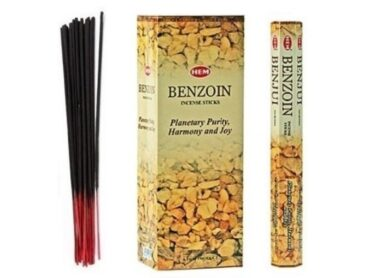 Hem Incense Benzoin-Crystal Dreams