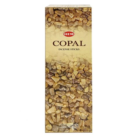 Hem Hexa Copal Incense-Crystal Dreams