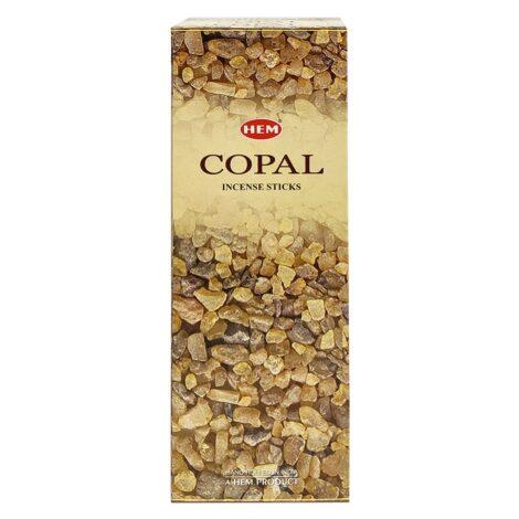 Hem Hexa Copal Incense