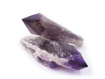 Amethyst rough points Long Brazil - Crystal Dreams