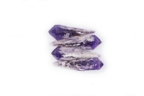 Amethyst Rough Point Tooth- Crystal Dreams