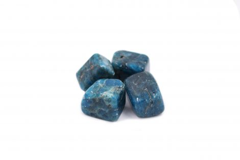 Apatite BLUE tumbled stone - Crystal Dreams