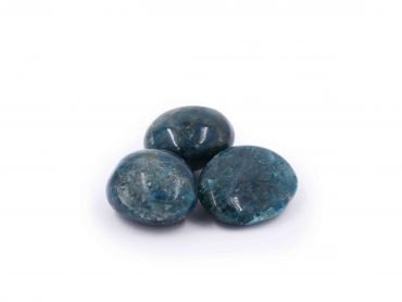 Apatite Blue Palm stone - Crystal Dreams