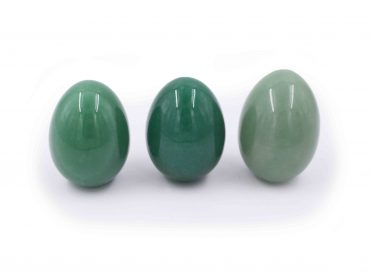 Aventurine Egg natural stone - Crystal Dreams