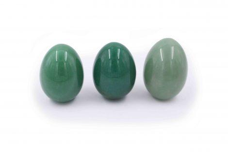 Aventurine Egg natural stone - Crystal Dreams
