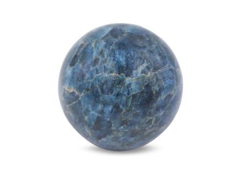 Blue Apatite Sphere - Crystal Dreams