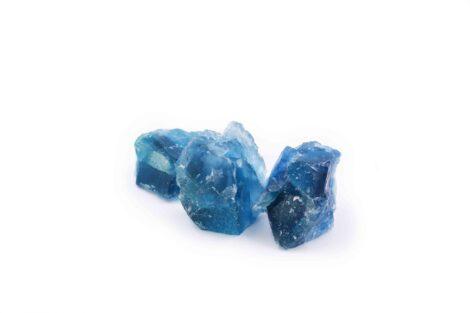Blue Fluorite Rough- Crystal Dreams